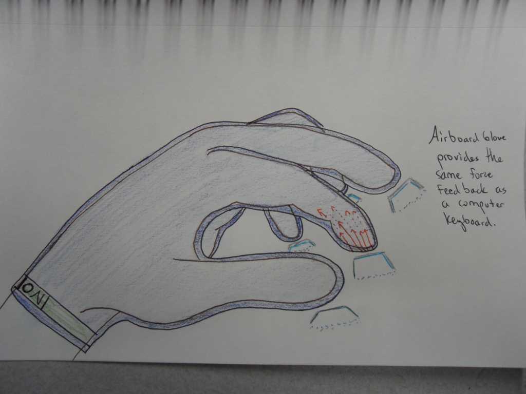 airboard gloves
