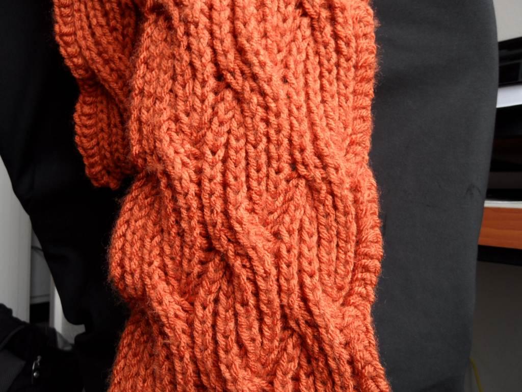leah's scarf