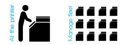 config-a-fleet: printer settings management